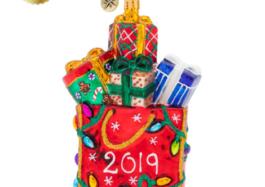 2019 Goodie Bag Ornament