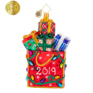 2019 Goodie Bag Ornament