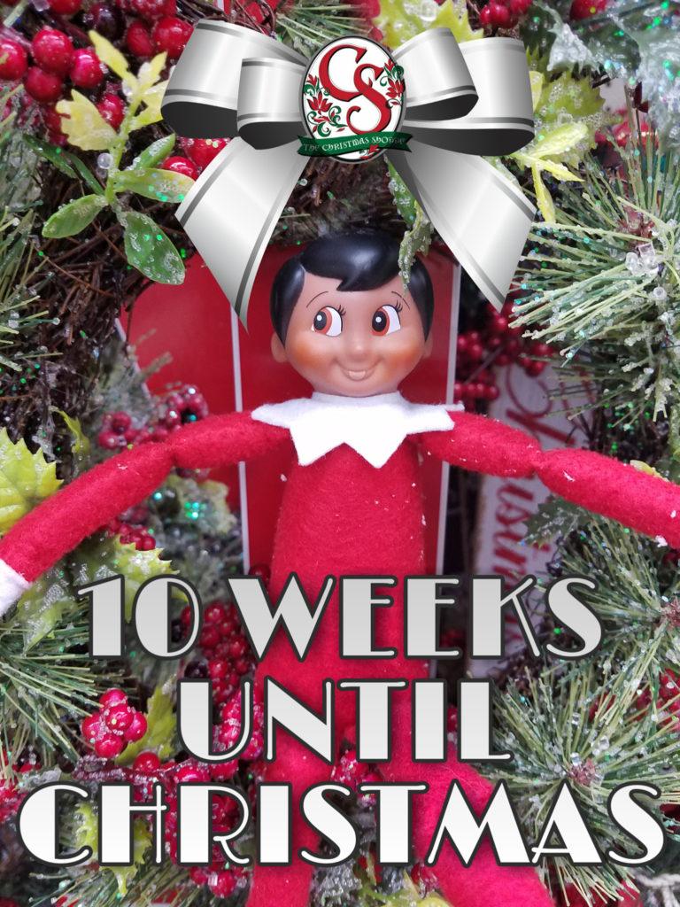 Origin of Wreaths. 10 Weeks Until Christmas