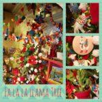 Fa La La Llama Tree