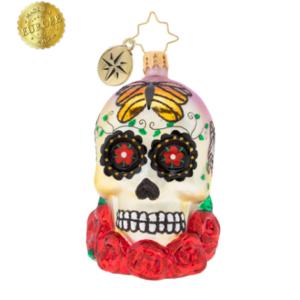 A Head For Details Gem Ornament