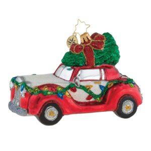 A True Christmas Classic Ornament