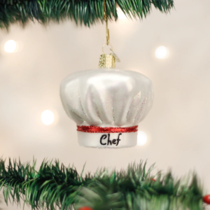 Chef's Hat Ornament