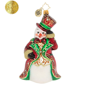 Frosty Tidings Ornament