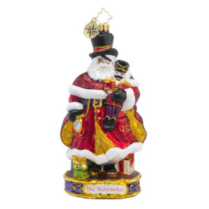 Here Comes Drosselmeyer Ornament