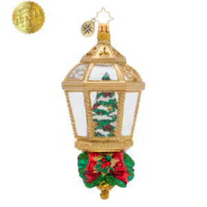 Holiday Glow Ornament