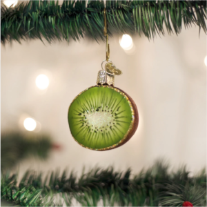 Kiwi Ornament