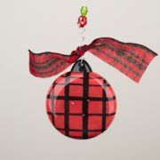 Our 1st Christmas Car Puff Ornament