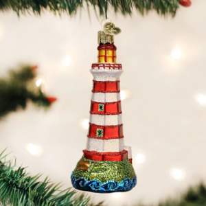 Sambro Lighthouse Ornament