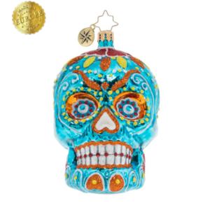 Spooky La Calavera Ornament