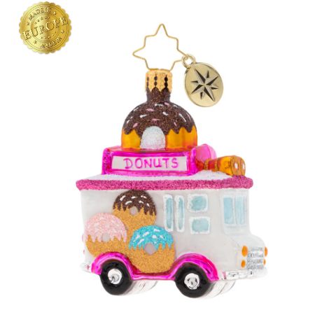 Sprinkle Express Gem Ornament