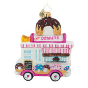 Sprinkle Express Ornament
