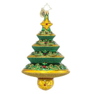 Spruce Sparkler Ornament