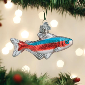 Tetra Fish Ornament
