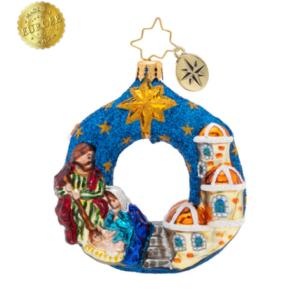 The North Star Gem Ornament