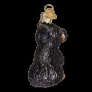 Yorkie Puppy Ornament